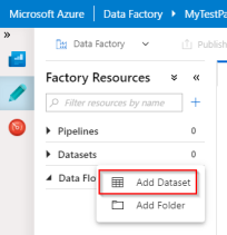Create Data Factory 9